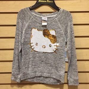Sz 6 Hello Kitty Blouse